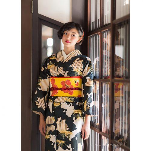 モノトーン 日本を船旅